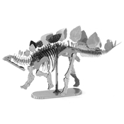 Metal Earth: Stegosaurus Skeleton