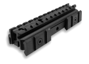 Real Steel Grade Tri-Rail Mount fo AR M4 M16 Carrying Handle