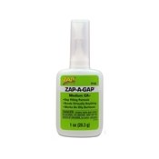 Zap A Gap CA+ Glue, 1oz.