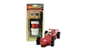 Pinecar P3957 Flamin Red Complete Paint System