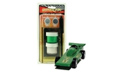 Pinecar P3958 Gear Rippin Green Complete Paint System