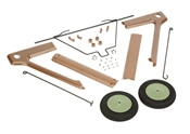 Main Landing Gear Set: SE5a