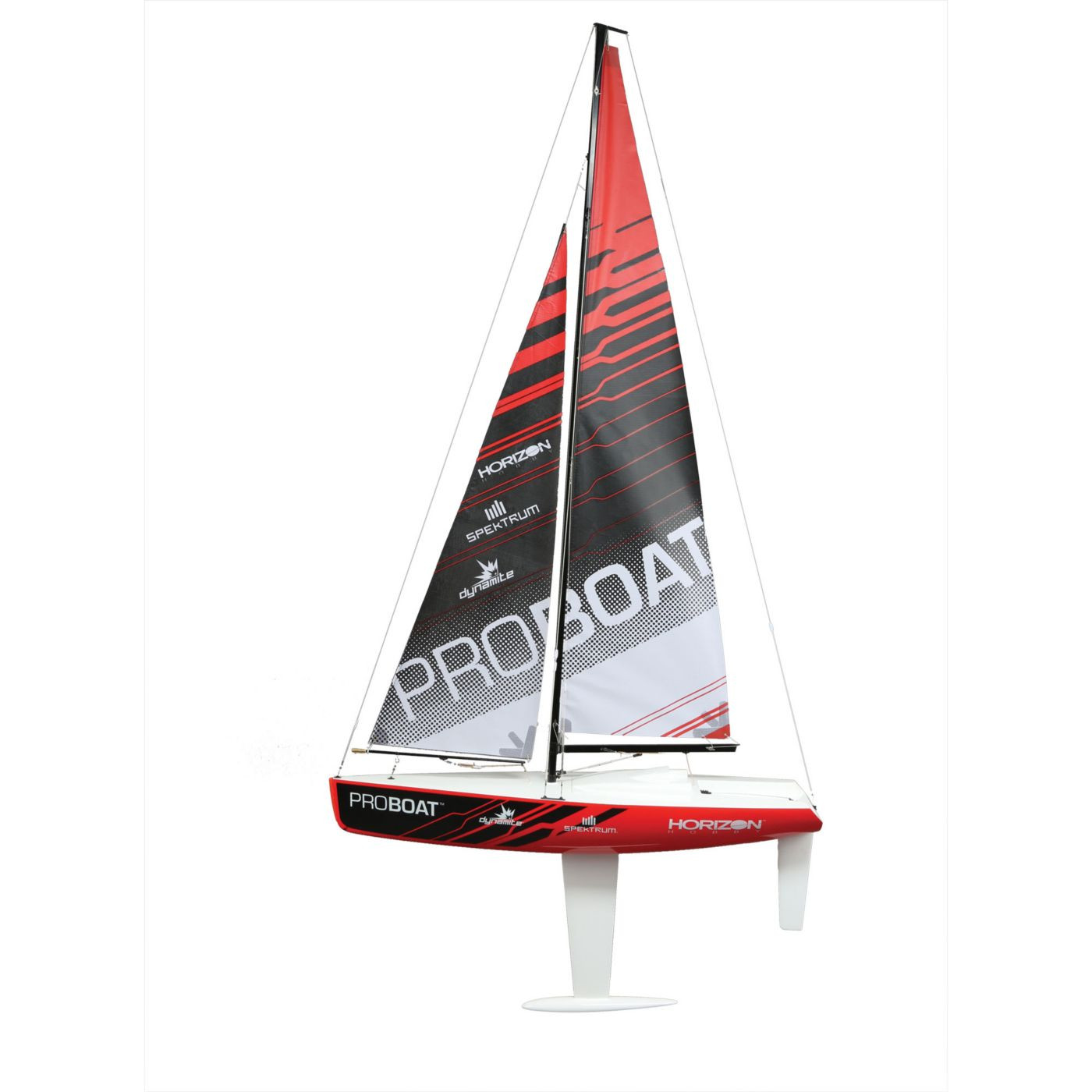 Ragazza 1 Meter Sailboat V2: RTR