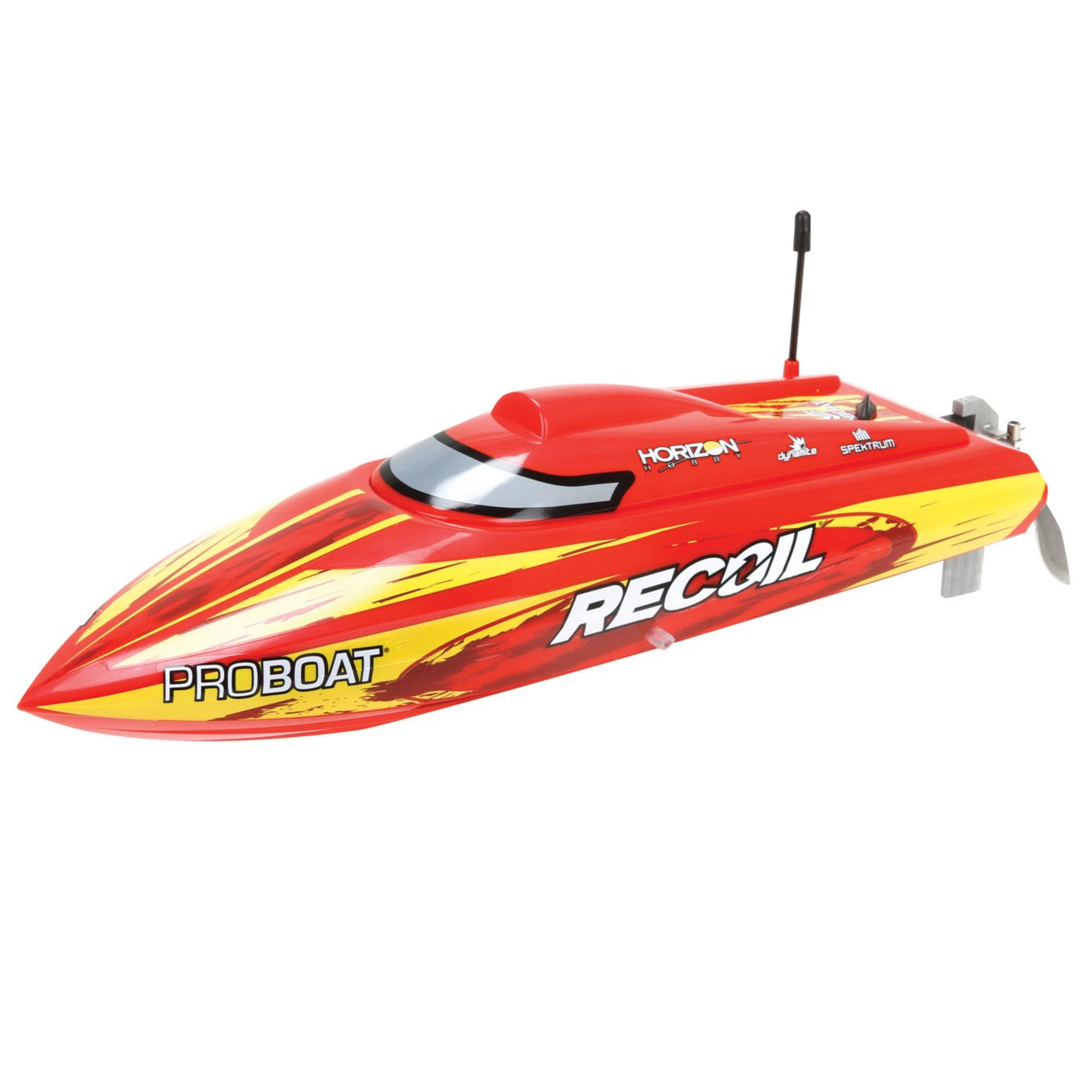 Recoil 17 Self-Righting Deep V Brushless: RTR