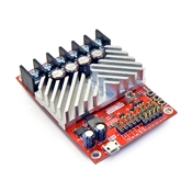 RoboClaw 2x15A Dual Motor Controller with USB
