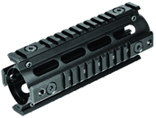 NcStar AR-15/M4 Carbine Length Quad Rail Interface System (RIS)