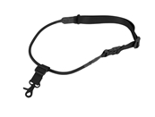 Matrix High Speed Single-Point Bungee Sling with QD Buckle - (Black)