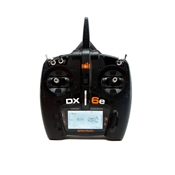 Spektrum DX6e 6ch. Transmitter Only