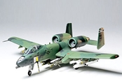 1/48 Republic A-10 Thunderbolt II by Tamiya America, Inc