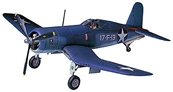 1/48 Bird Cage Corsair F4U1/2 by Tamiya America, Inc