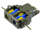 4-Speed Double Gearbox - Tamiya 70168