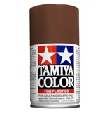 Tamiya TS-1 Red Brown Spray Lacquer