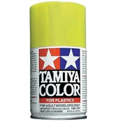 Tamiya TS-16 Yellow Spray Lacquer