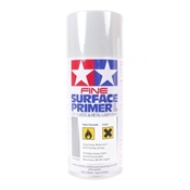 Tamiya Fine Surface Primer Light Gray