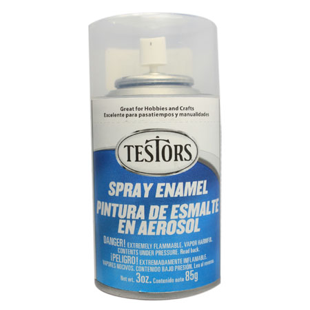 Spray 3oz Clear Coat by Testor Corp.