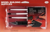Model Building Supplies Kit