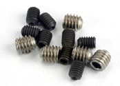 Set Screws 3x4mm (8), 4x4mm Stainless (4)