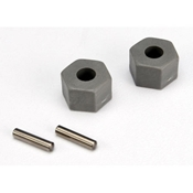 Traxxas 3654 Hex Wheel Hub 2.5x12mm (2)