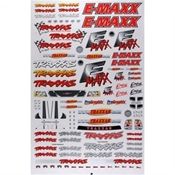 Decal Sheet: EMX