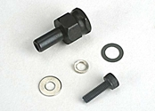 Clutch Adapter Nut,4X10mm:N4-Tec