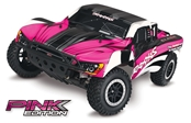 OBA Slash 2WD Pink Edition RTR, w/ On Board Audio, Radio, iD Battery and Charger