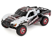 Traxxas Slash RTR w/ On-Board Audio White