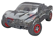 Traxxas Slash 4x4 Platinum SC with Low CG Chassis ARR