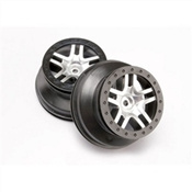 SCT CHROME WHEELS : SLASH 4X4
