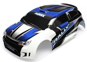 Traxxas 7514 LaTrax Rally Blue Body with Decal