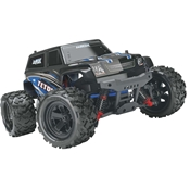 La Trax 1/18 Teton RTR Monster Truck 4WD with 4A DC Charger