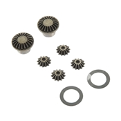 Differential Gear Set (output/spider); TRA X-Maxx