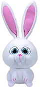 TY Beanie Snowball-Bunny Secret life of pets