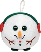 Ty Baby Beanies Chilly - Snowman