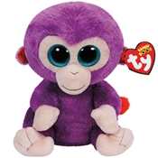 Grapes the monkey - Beanie Boo (Med.)