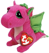 TY Beanie Boos - Darla The Pink Dragon (Small)