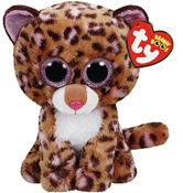 TY Beanie Boos - Patches The Tan Leopard (Small)