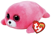 TY Beanie Boos - Pierre the Pink Seal (Small)