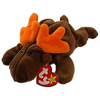 Teenie Beanie Babies - Chocolate the Moose