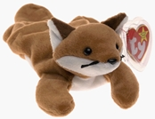 Ty Beanie Babies - Sly the Fox