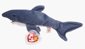 Ty Beanie Baby - Crunch the Shark