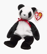 Ty Beanie Baby - Fortune the Panda