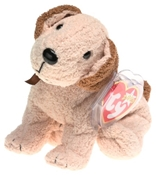 Ty Beanie Babies - Rufus the Dog