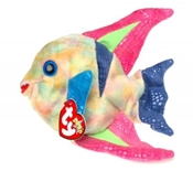 Ty Beanie Babies - Aruba the Angelfish