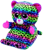 TY Peek-A-Boos - Lance the Multicolored cat(Tablet)