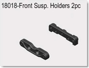 VRX1812-1821 1/18 Front Susp Holder 2pcs