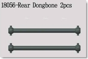 VRX1812-1821 1/18 Rear Dogbones 2pcs