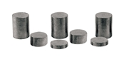 Tungsten Incremental Weights, 2 oz Cylinder